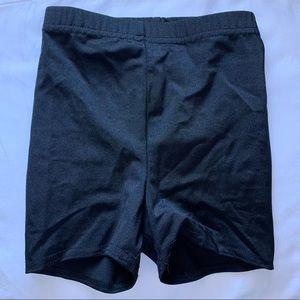Black Bike Shorts from Kelle